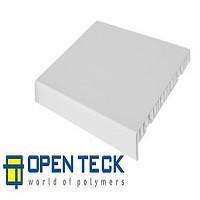 Подоконник пластиковый Open Teck 400мм