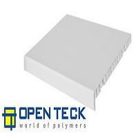 Подоконник пластиковый Open Teck 600мм