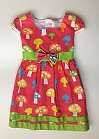 Платье летнее  для девочки Vilen Китай цветное 1387