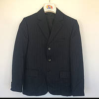 Пиджак школьный для мальчика Mini Word Турция синий 5588