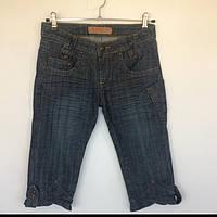 Бриджи джинсовые женские Польша 3081