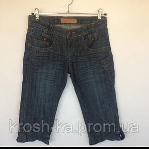 Бриджи женские джинсовые (28)р Польша 3081