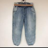 Бриджи джинсовые для девочки A-yugi Турция 14260