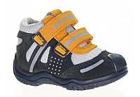 Ботинки для мальчика демисезонные (20 размер) (Бартек)Bartek Польша синие 61557-Z95, фото 1
