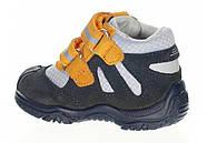 Ботинки для мальчика демисезонные (20 размер) (Бартек)Bartek Польша синие 61557-Z95, фото 6