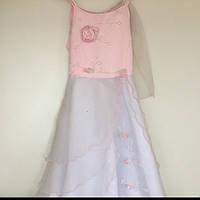 Платье на выпускной для девочки детское Vilen Китай белый 55487
