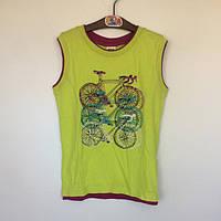 Майка для мальчика Bicycle SooBe Турция салатовая 5940