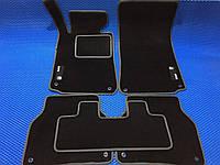 Автомобильные коврики из ковролина на BMW E84