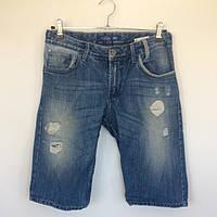 Шорты джинсовые для мальчика Buenaventura Tiffosi Португалия 5676