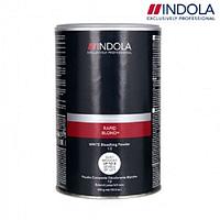 Порошок обесцвечивающий голубой – Indola Rapid Blond Blue, 450 грамм