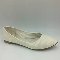 Туфли-балетки  для девочки лодочки (36,38)р Elffey Китай К0087