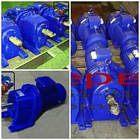 Мотор-редукторы цилиндрические 1МЦ2С