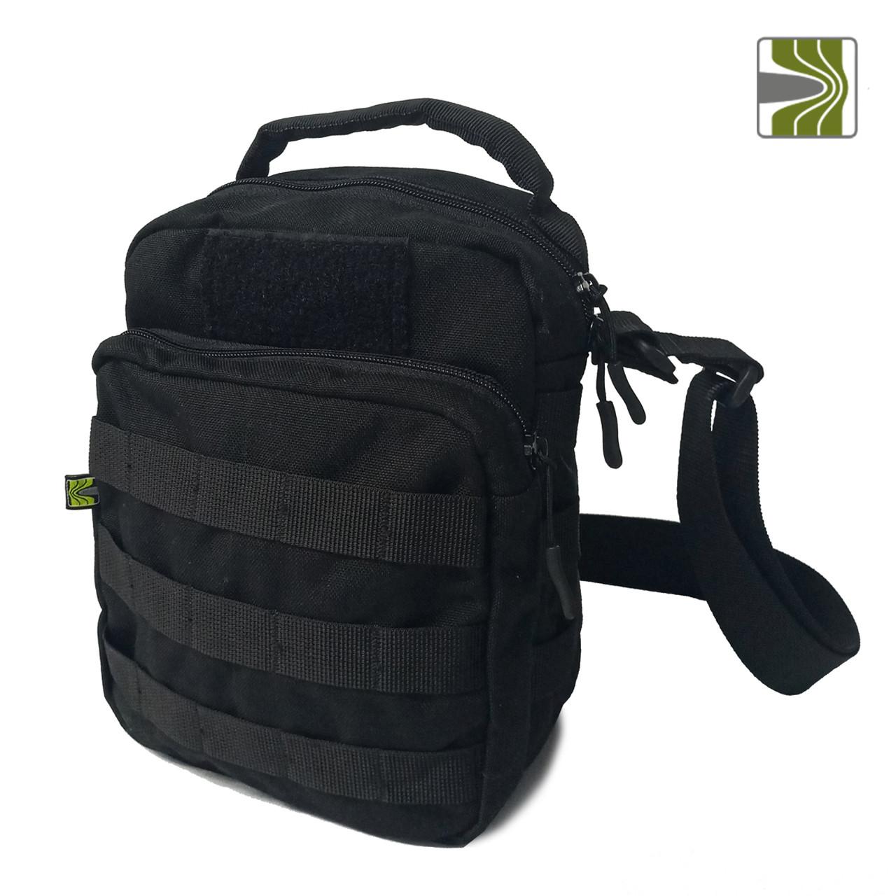 "Универсальная сумка-подсумок ТМ ""Балістика"", черная"