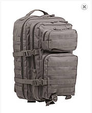 "Рюкзак ""Mil-tec"" us ASSAULT Pack LG MOLLY URBAN GREY 36л"