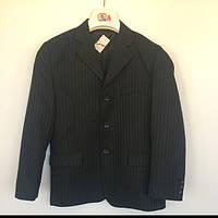 Пиджак школьный для мальчика Mini Word Турция чёрный 0547