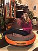Кресло мешок, кресло груша, кресло подушка, бескаркасное кресло Болид, фото 5