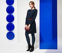 Стильное платье от тсм tchibo германия размер 36 евро наш 42, фото 1