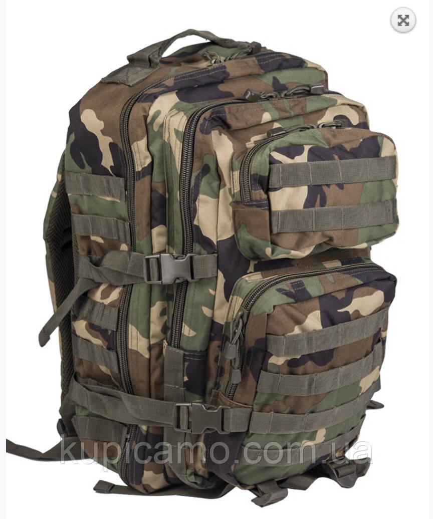 Рюкзак тактический us assault pack LG W/L 36л Германия