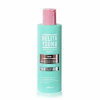 Гель с микрогранулами для умывания лица Оптимальное очищение Belita Young