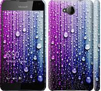 Чехол EndorPhone на Nokia Lumia 650 Капли воды (3351m-393)