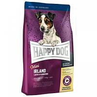 Корм для собак Happy Dog (Хэппи Дог) Mini Irland Sensible для мелких пород (лосось с кроликом), 1кг