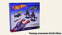 Игрушки Автотрек инерционный с машинкой детский Hot Wheel 999-54