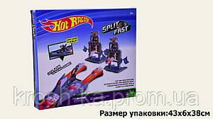 Автотрек инерционный с машиной Hot Wheel 999-54