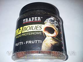 Бойлы тонущие TRAPER(ТРАПЕР) TUTI-FRUTI( ТУТИ-ФРУТИ