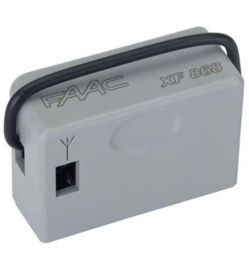 Приемник Faac XF 868 МГц (встраиваемый)