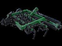 Культиватор навесной для мотоблока сплошной обработки КН-1Пs