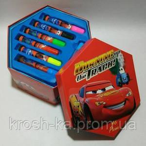 Набор для рисования Тачки в коробке Китай MK-0826