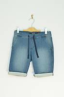 Шорты джинсовые для мальчика Gheorghe Tiffosi Португалия 5450