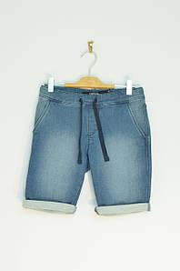 Шорты джинсовые для мальчика Gheorghe(116,128,152,164)р Tiffosi Португалия 5450