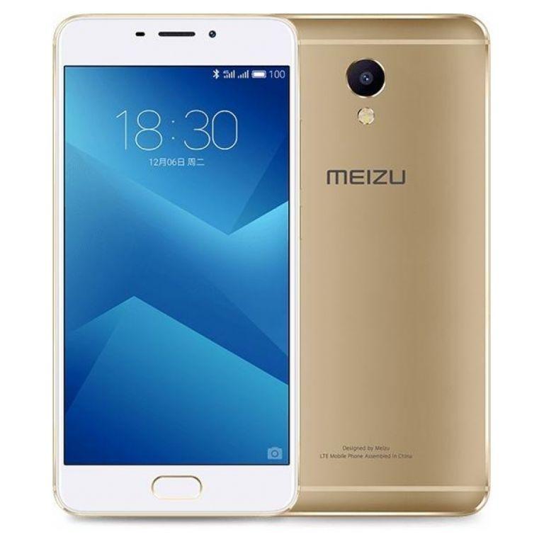 Смартфон Meizu M5 Note 16GB Gold