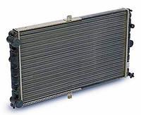 Радиатор охлаждения  ВАЗ 2108, 2109,21099, 2113,2114,2115  инжектор алюминиевый Аляска