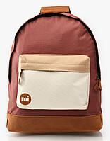 Рюкзак Mipac - Tri-Tone Classic Brown/Beige/Gray, фото 1