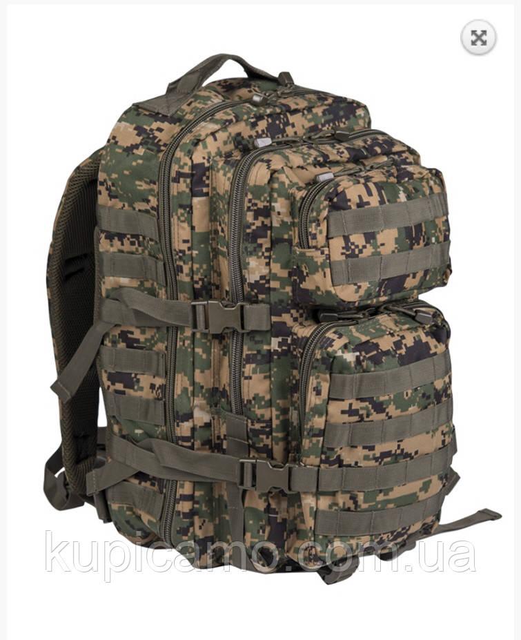 Рюкзак тактический us assault pack LG DIGITAL W/L 36л Германия
