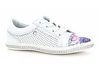 Туфли для девочки (33 размер) (Бартек)Bartek Польша белые 88254-H67, фото 1