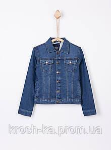 Пиджак джинсовый для мальчика Shura Tiffosi Португалия 5440
