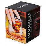 Стакан для алкоголя Череп Doomed 75 мл, фото 2