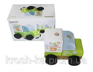 Машина Экспресс мороженое дерево Levenya Cubika Украина 13173