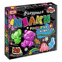 Фигурные Микс 5в1 коробка Strateg Украина 506