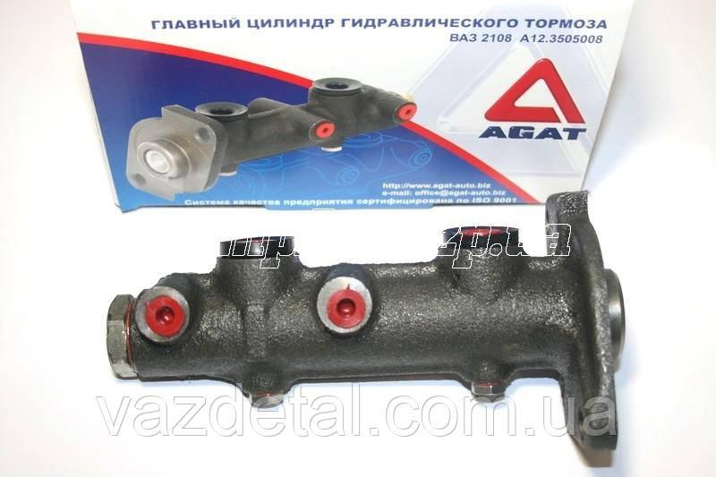 Циліндр гальмівний головний ВАЗ 2108-2115 Агат
