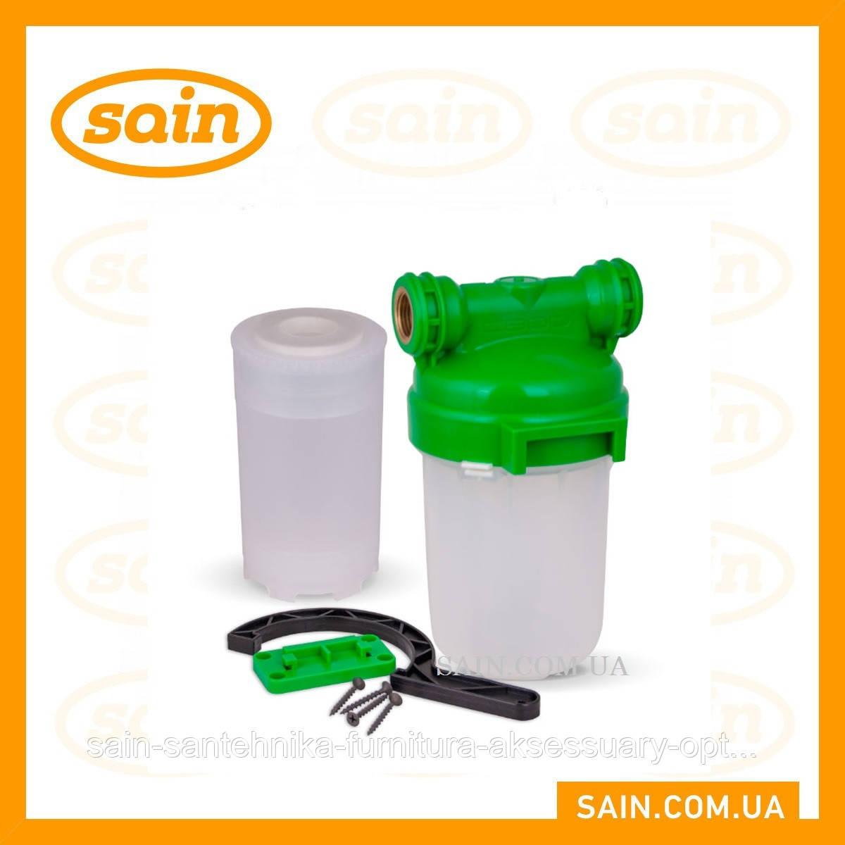 Фільтр ST250 для теплотехніки, водонагрівачів,пральних і посудомийних машин