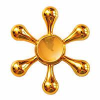 Спиннер Spinner стальной Золото №113
