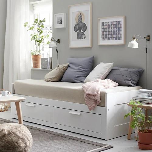 Односпальные кровати IKEA