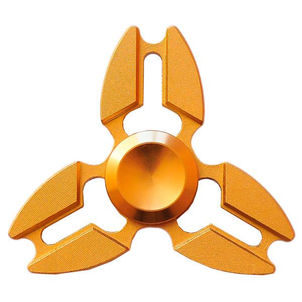 Спиннер Spinner Алюминиевый Золото №11