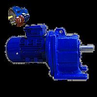 Мотор - редуктор 1МЦ2С - 63 с электродвигателем  0.37 кВт  28 об/мин