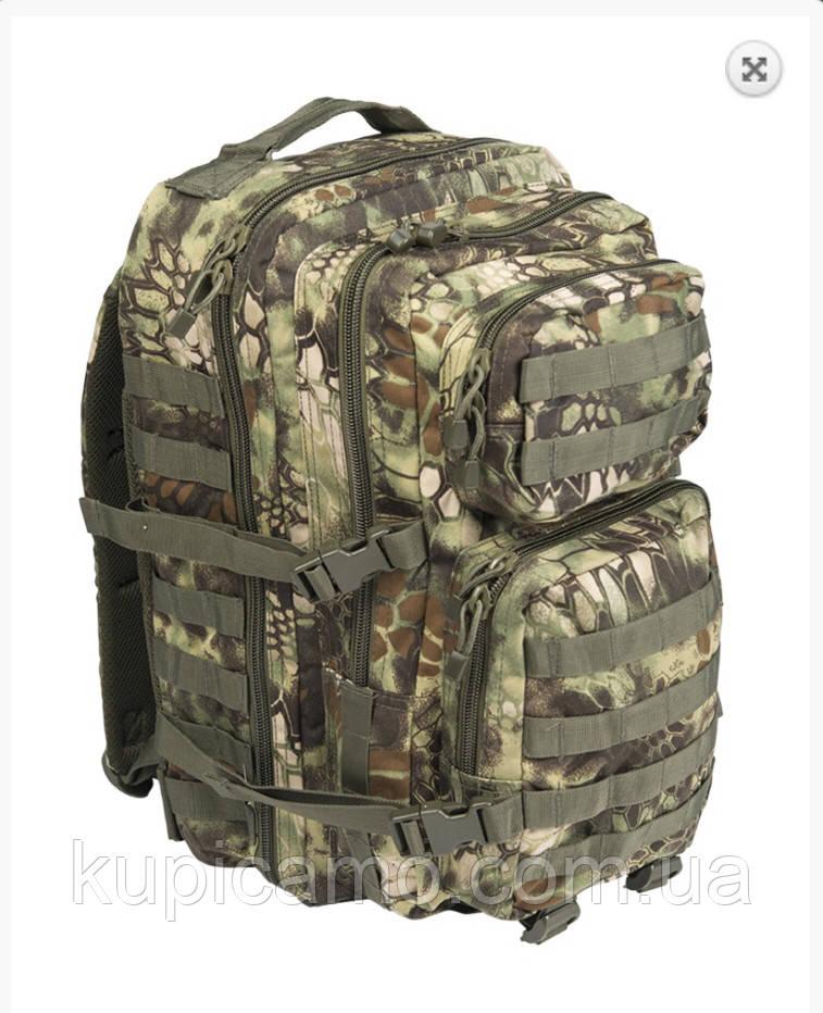 Рюкзак тактический us assault pack LG MANDRA WOOD 36л Германия
