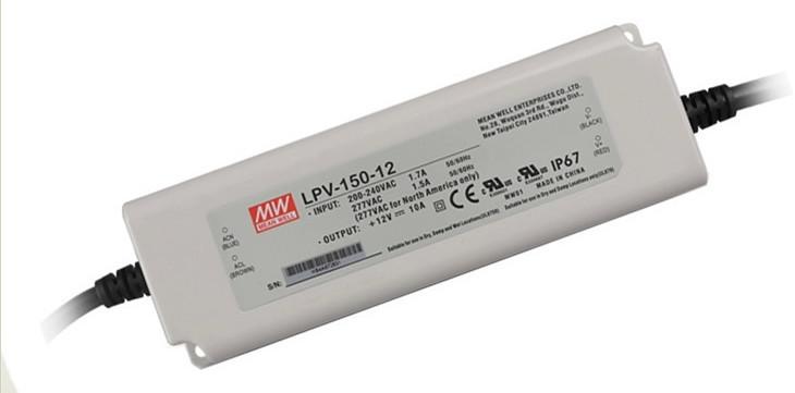 Джерело живлення Mean Well LPV-150-12V/10A